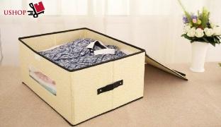 Canvas Storage Box