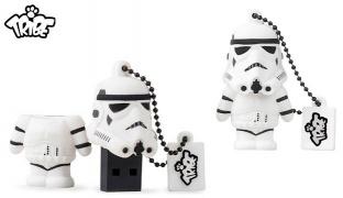 Tribe Storm Trooper USB 2.0 Flash Drive 16GB