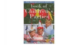 Book Of Children's Parties The Brockhampton Library