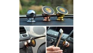 Magnetic 360 Degrees Car Mount Phone Holder - Ferrari