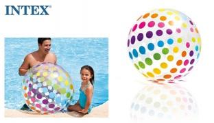 Intex Jumbo Colorful Beach Ball 107 cm