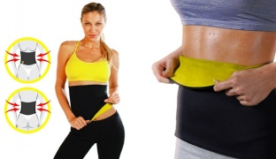 Yoga Slimming Belt Unisex - Small