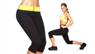 Yoga Slimming Pants For Women - Medium