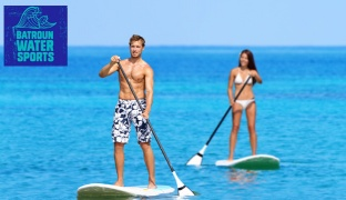 1-Hour Stand Up Paddling Private Lesson