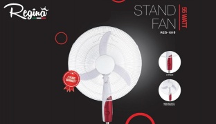 Regina High Velocity Performance 1018 Stand Fan 55 W