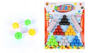 Magic Beads Children Intelligence 64 Pcs