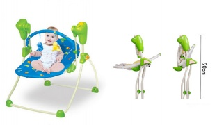 Electric Sunbaby Baby Swing