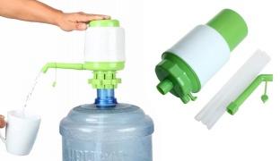 Eco-Logic Manual Water Pump Dispenser