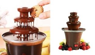 Mini Chocolate Fondue Fountain 30 W