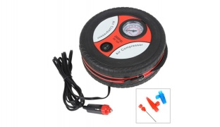 Mini Portable Tire Inflator Pump Air Compressor