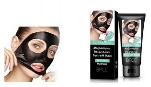 Bacc Whitening Peer Peeling Off Mask