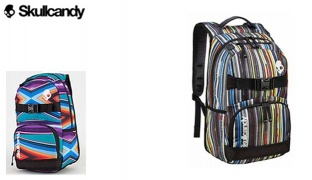 Skullcandy Skulldaylong Backpack With Media Port - Multicolor