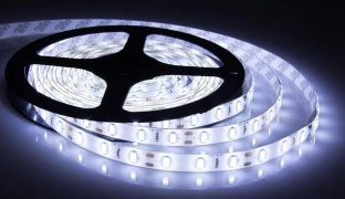 5 Meter RGB Flexible White LED Strip