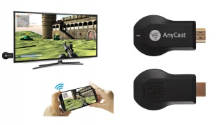 Cast M2 Plus WiFi Display Dongle Receiver