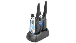 Motorola Pair Of FV800 Walkie Talkie 16 Mile Range