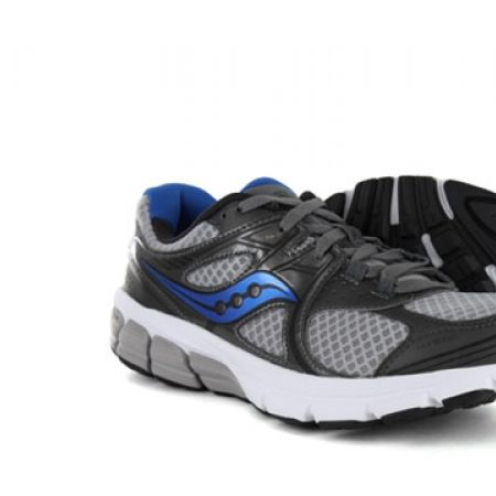 Saucony Mystic Grey Zapatos Royal Running Zapatos Grey For hombres Size: 40 Makhsoom 6dd5b5