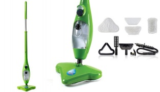 5 In 1 H2O Mop Steam Cleaning Machine