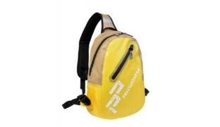Precisionpak Yellow & Beige Arctic Seal Dry Sling Backpack