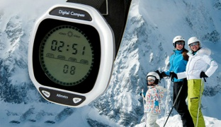6 In 1 Multifunction Wrist Digital Altimeter