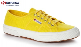 Superga 2750 Cotu Classic Sunflower Low Sneakers Unisex - Size: 44