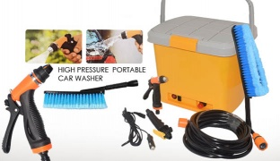 High Pressure Portable Automatic Car Washer 40 W