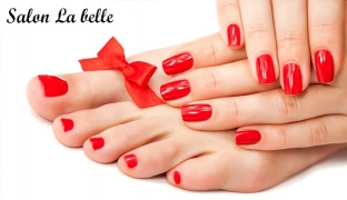 Deluxe Manicure & Pedicure