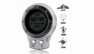 6 In 1 Multifunction Digital Altimeter