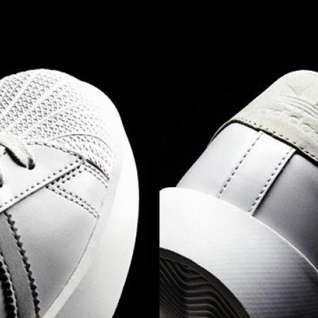 new concept 1ca64 76273 Adidas Superstar Bold Platform Grey Shoes For Women