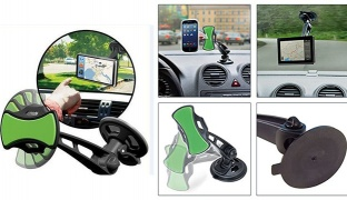 Universal 360° Car Phone Holder