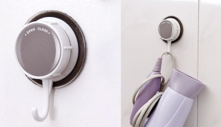 Super Powerful Mini Vacuum Suction Hooks