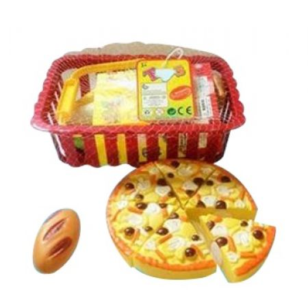 Basket Set Meal Toys