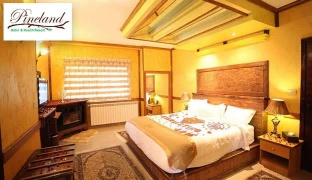 1-Night Stay For Two in a Mountain View Double Room With Breakfast & Activities