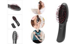 Battery Operated Head & Body Massaging Hair Brush