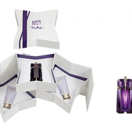 Thierry Mugler Alien 3 Pcs Gift Set EDP 60 ml  c456053a1158
