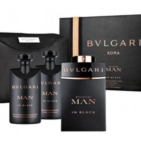076b0e55794 Bvlgari Man In Black 3 Pcs Gift Set EDP 100 ml