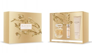 Elie Saab 3 Pcs Gift Set EDP 90 ml, Body Lotion 75 ml & Miniature 10 ml For Women