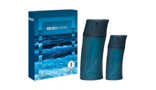 Kenzo Homme 2 Pcs Gift Set EDT 100 ml & Miniature 30 ml For Men