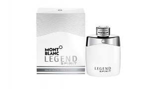 Mont Blanc Legend Spirit Eau De Toilette For Men 100 ml