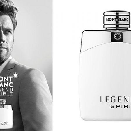 Mont Blanc Legend Spirit Eau De Toilette For Men 100 ml - Makhsoom