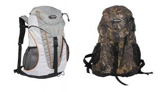 Precisionpak Canyon Backpack - Grey/Black