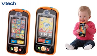 Vtech Baby Touch Phone Of Toddlers