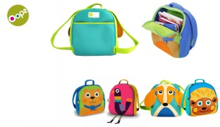 Oops On The Go Collection All I Need Backpack - Bear