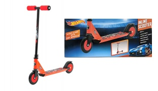 Hot Wheels Character Inline Scooter