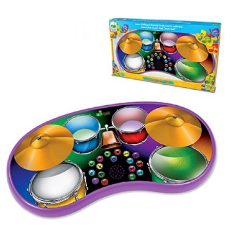 Touch & Learn Electronic Drum Set