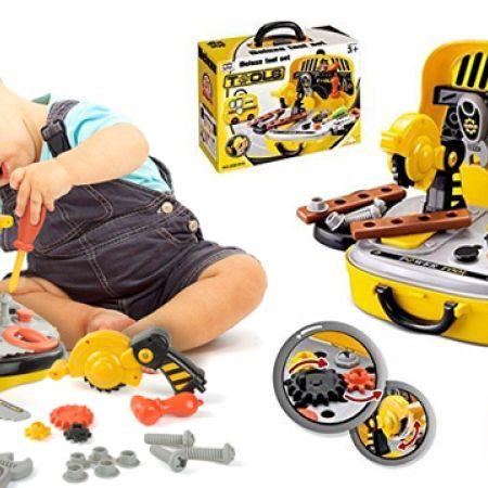 Engineer & Road Worker Tools Playset 31 Pcs