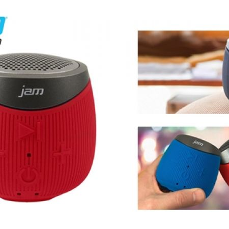 Jam Double Down Wireless Bluetooth Speaker