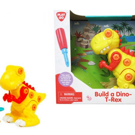 Playgo Build A Dino T-Rex