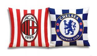 Football Decorative Pillow - AC Milan