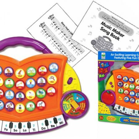 The Learning Journey Electronic Learning ABC Melody Maker
