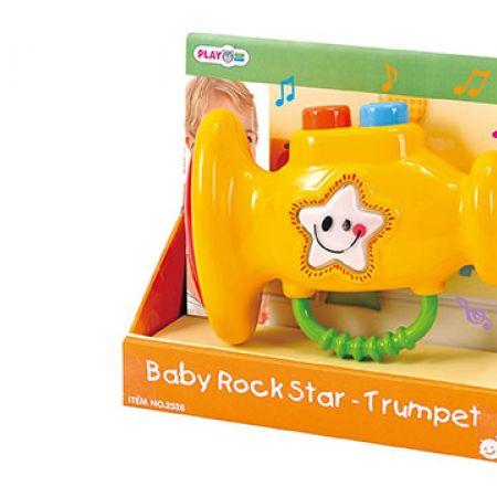 Playgo Baby Rock Star Trumpet